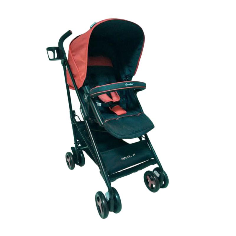 Cocolatte CL 335 RIVAL R Stroller Bayi - Merah