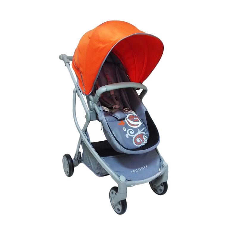 Cocolatte Frogger Stroller Bayi - Orange