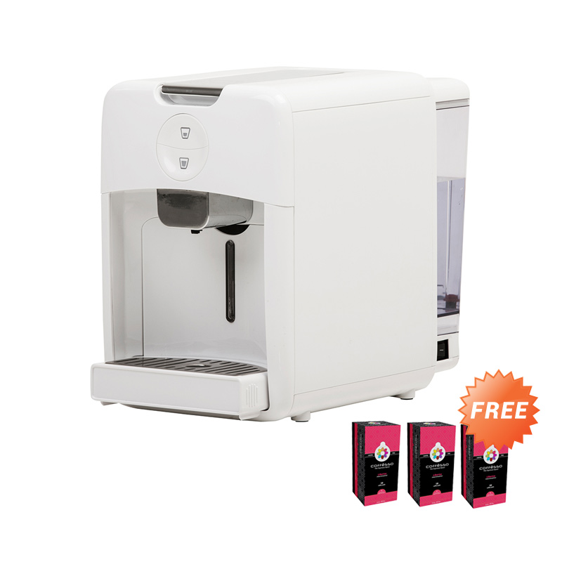 Coffesso Cube Espresso Coffee Pod Machine