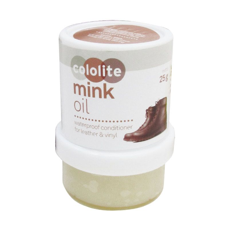Cololite Mink Oil (2 pcs) .