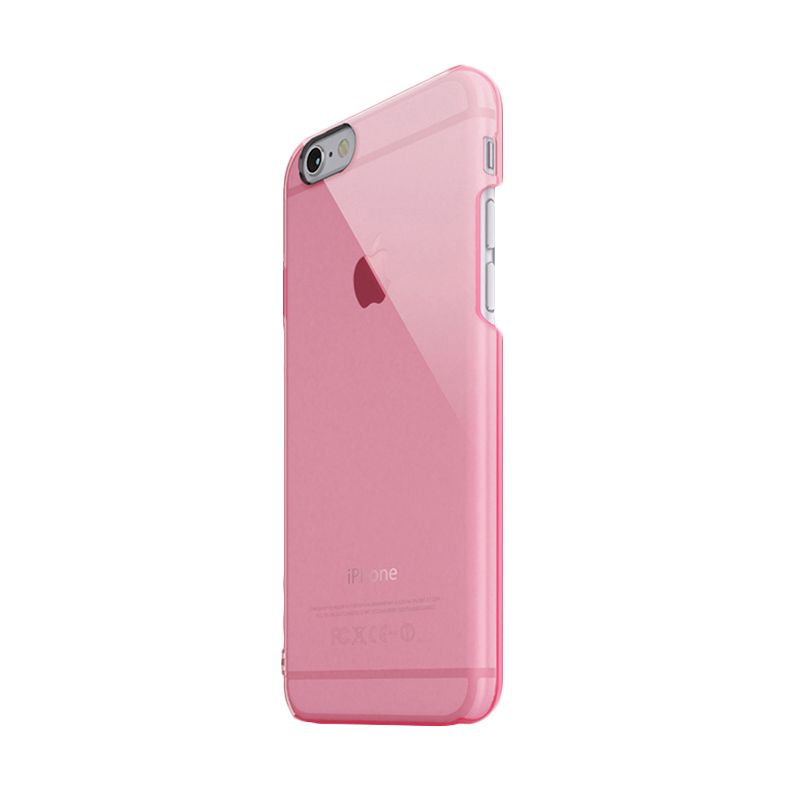 Colorant C0 Clear Pink Hardcase for iPhone 6s Plus C0 Hardcase