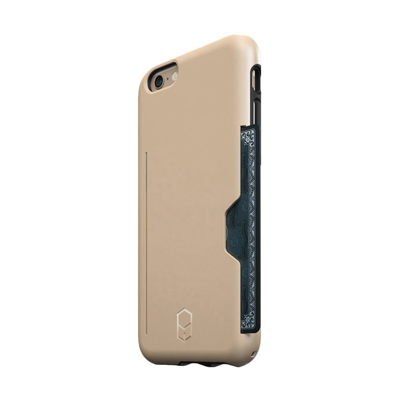Colorant ITG Level Pro Sand Casing for iPhone 6s + Glass