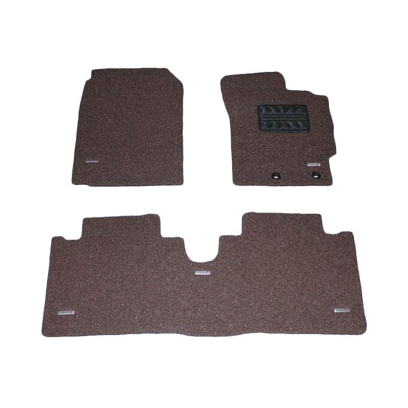 Comfort Carpet D'LUXE Set Karpet Mobil untuk Toyota All New Vios