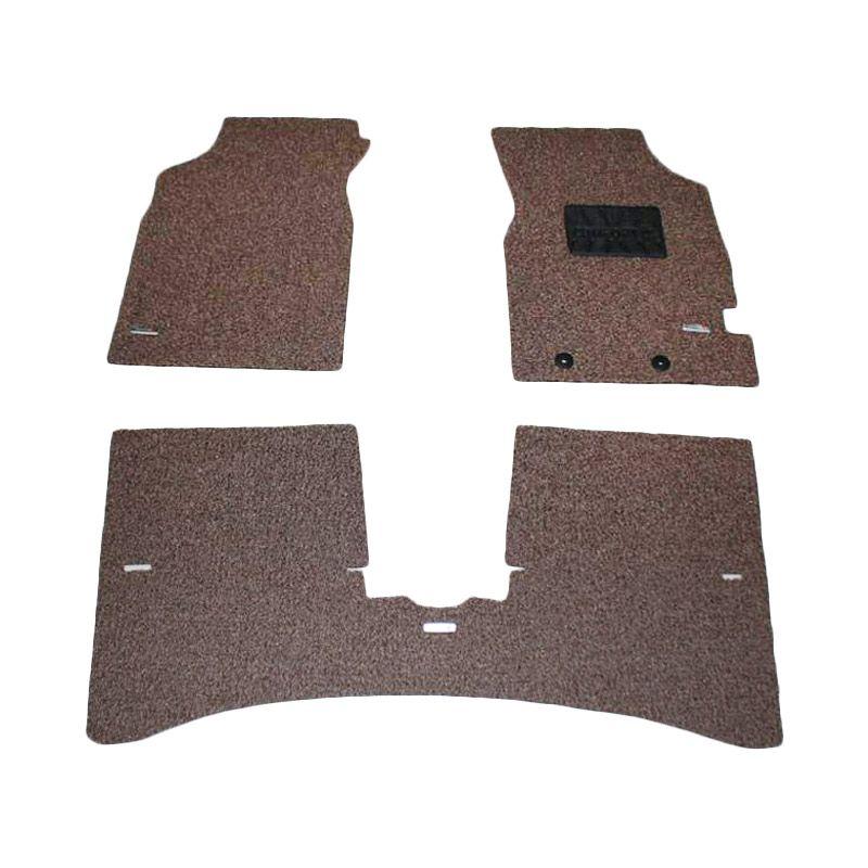 Comfort Carpet PREMIUM Set Karpet Mobil untuk Honda Brio