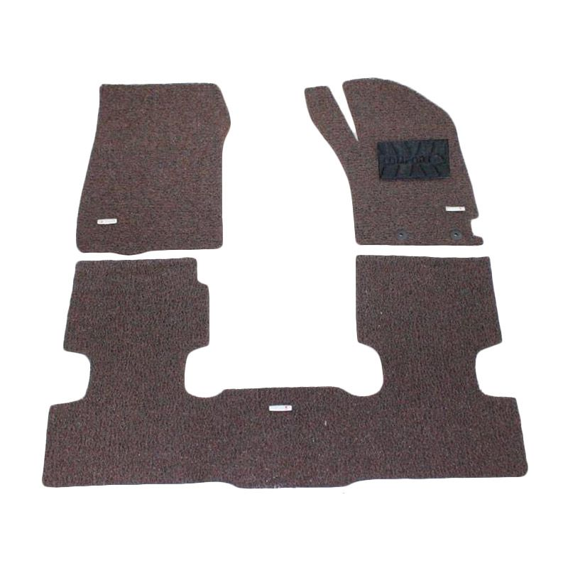 Comfort Carpet PREMIUM Set Karpet Mobil untuk Mitsubishi Outlander