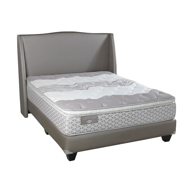 Comforta Luxury Choice Kasur Springbed [Full Set/200x200cm/Khusus Jabodetabek]