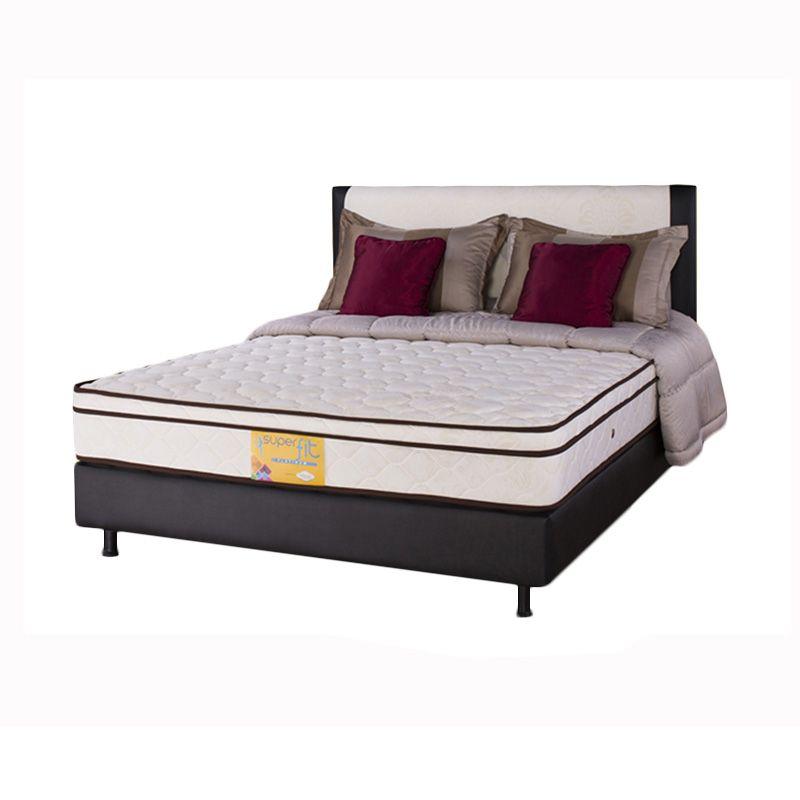 Comforta Super Fit Platinum Kasur Springbed [Full Set/180x200/Jabodetabek]
