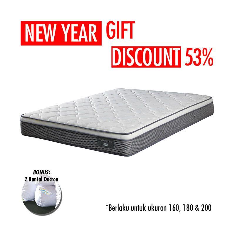 Jual SLEEP CENTER Comforta Super Choice Kasur Disc 40