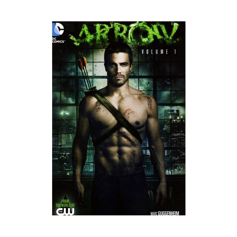 DC Comics Arrow Vol 01 TP Buku Komik