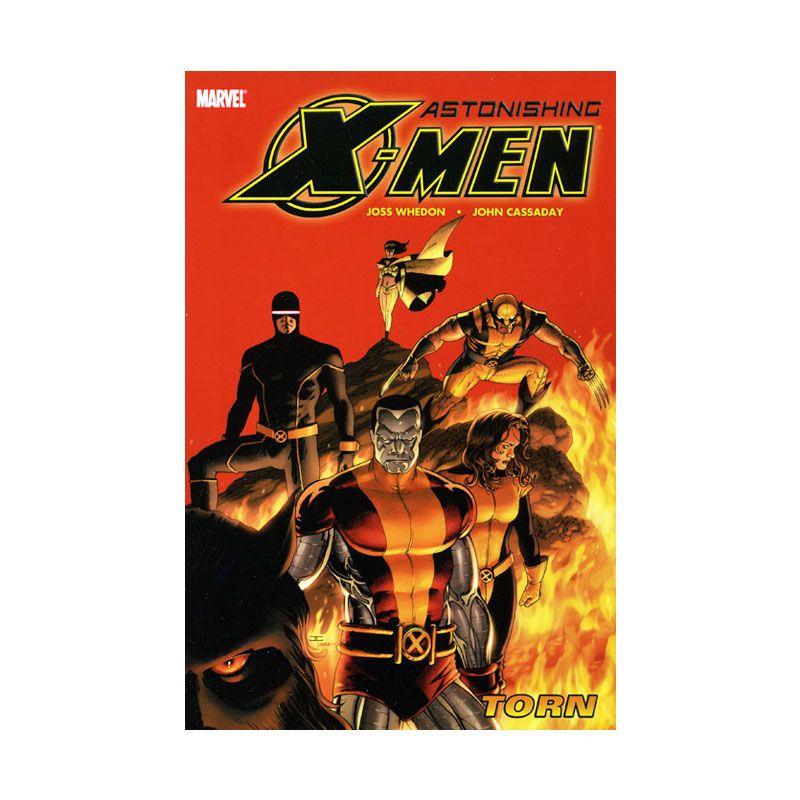 Marvel Comics Astonishing X-Men Vol 03 Torn TP Buku Komik