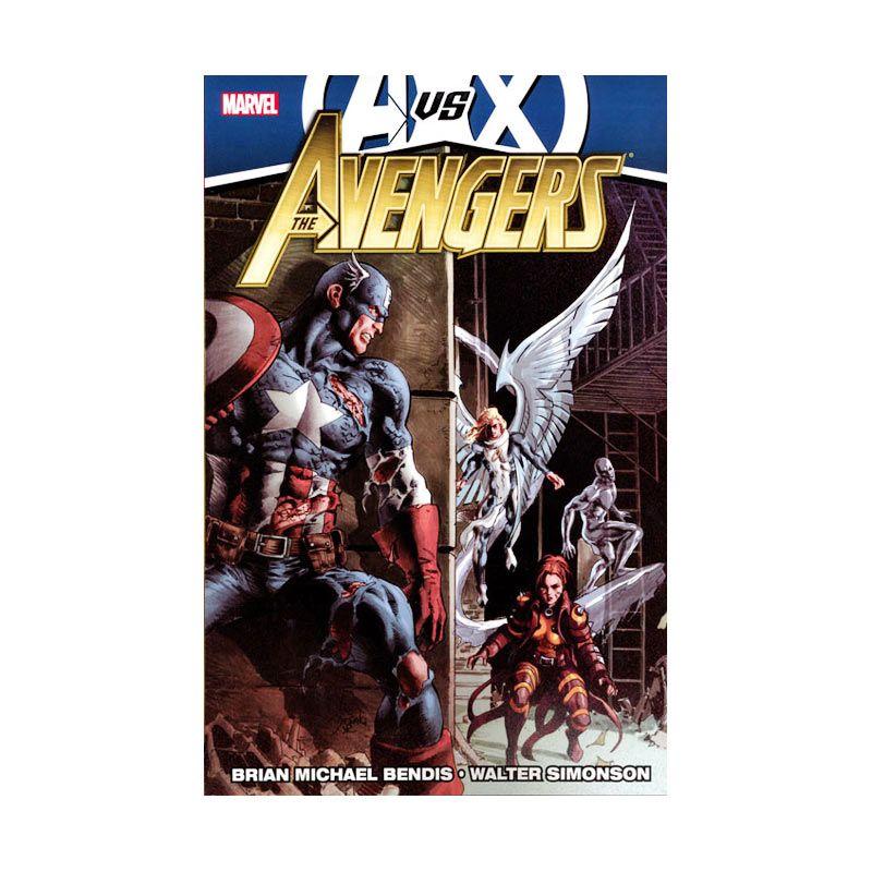 Marvel Comics Avengers By Brian Michael Bendis Vol 04 TP Buku Komik