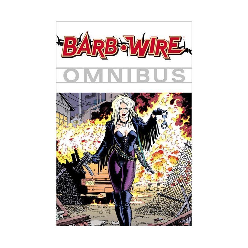 Dark Horse Comics Barb Wire Omnibus TP Buku Komik