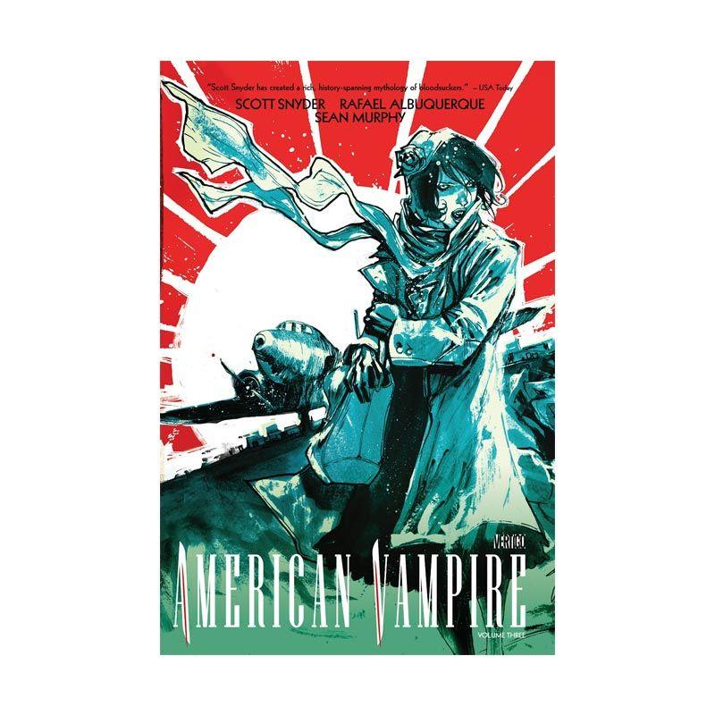 DC Comics American Vampire Vol 03 TP Buku Komik