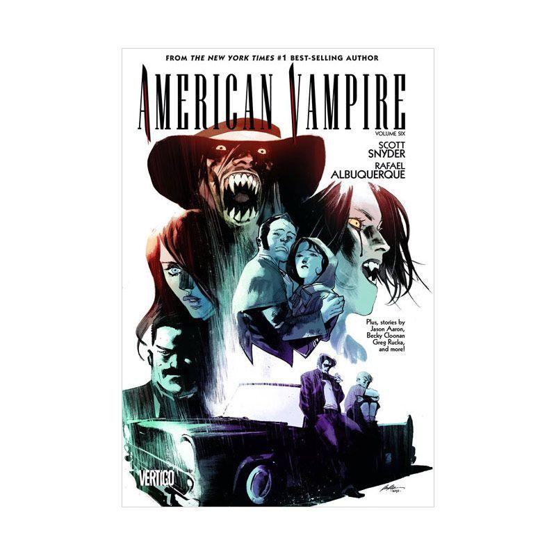 DC Comics American Vampire Vol 06 TP Buku Komik