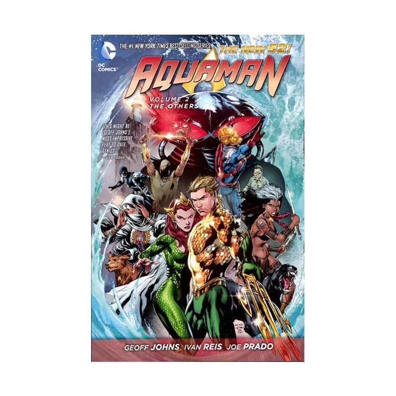 DC Comics Aquaman The Others  Vol 02 TP Buku Komik