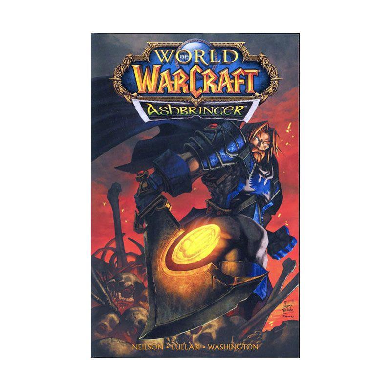 DC Comics World Of Warcraft Ashbringer TP Buku Komik