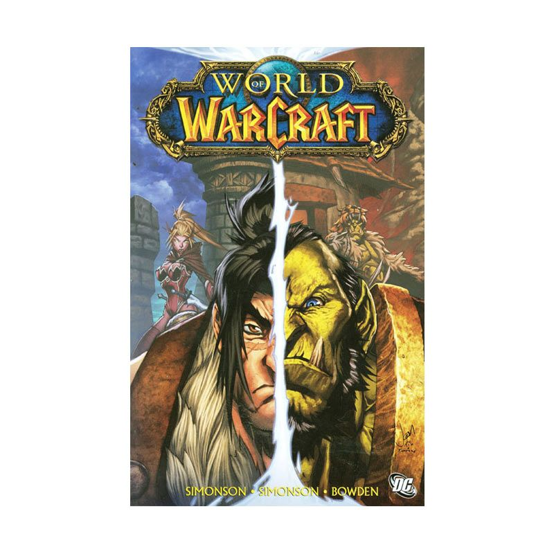 DC Comics World Of Warcraft Vol 03 TP Buku Komik