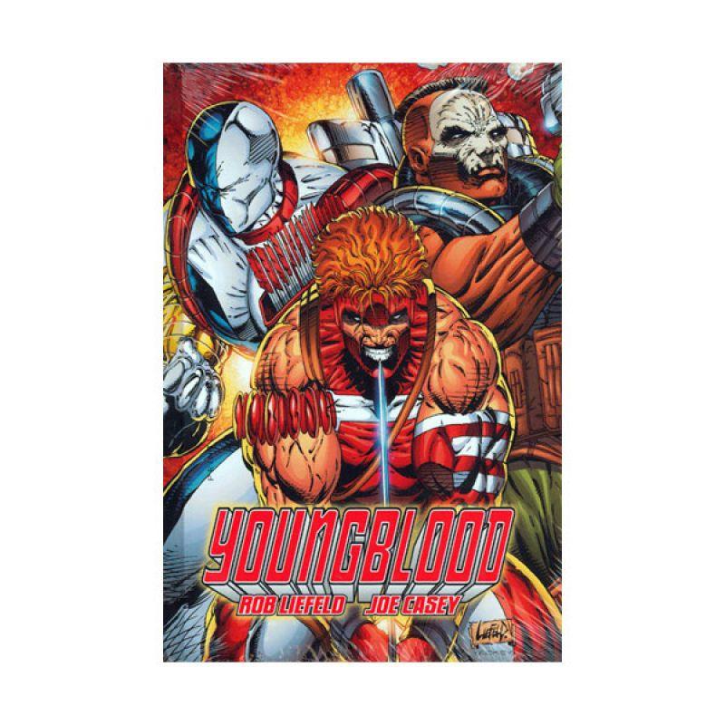 Image Comics Youngblood HC Vol 01 Buku Komik