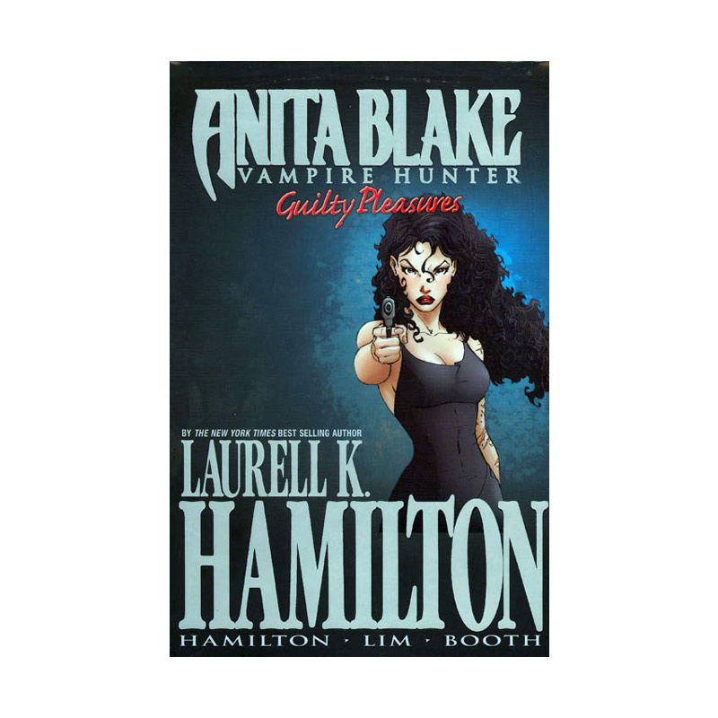 Marvel Comics Anita Blake Vampire Hunter Guilty Pleasures Vol 2 HC Buku Komik