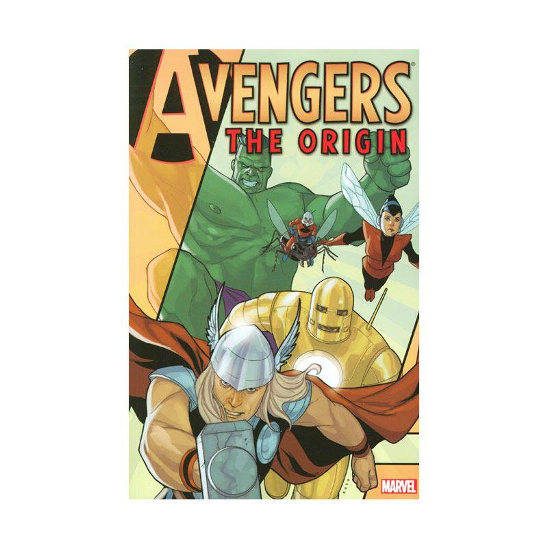 Marvel Comics Avengers Origin TP Buku Komik