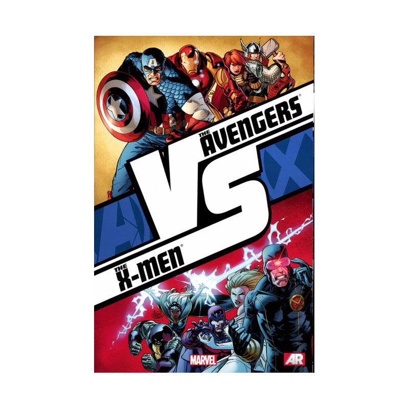 Marvel Comics The Avengers Vs The X-Men TP Buku Komik