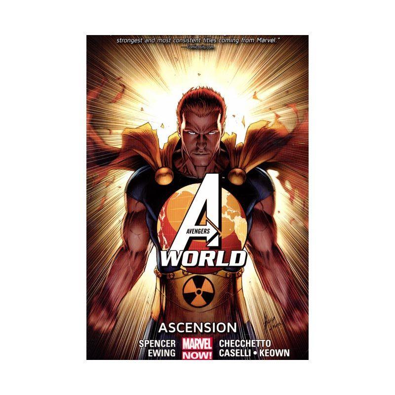 Marvel Comics Avengers World Ascension vol 2 TP Buku Komik