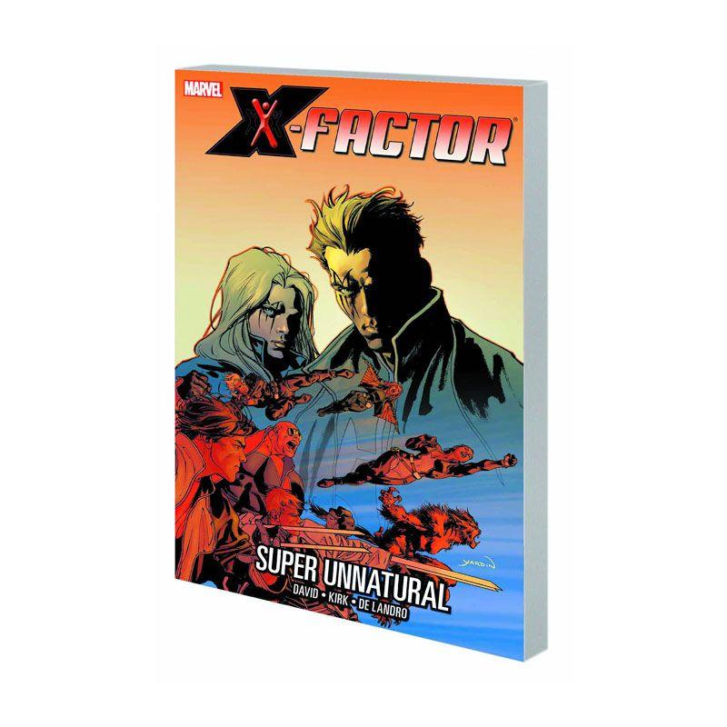 Marvel Comics X-Factor Super Unnatural Vol 14 TP Buku Komik