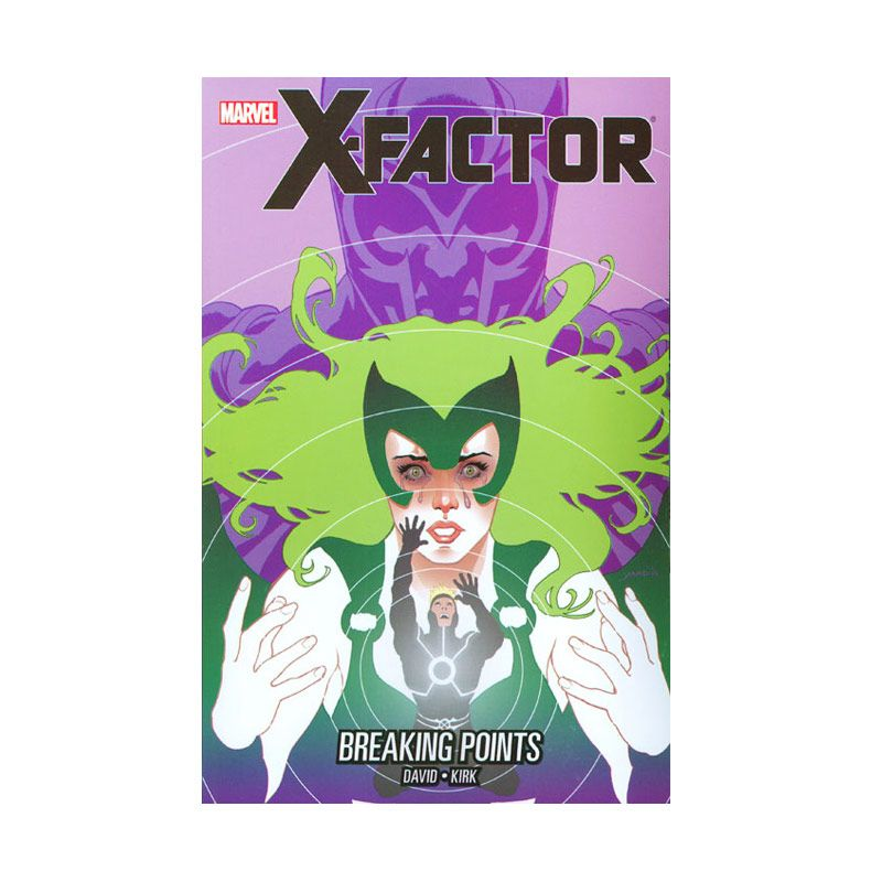 Marvel Comics X-Factor Vol 18 Breaking Points TP Buku Komik