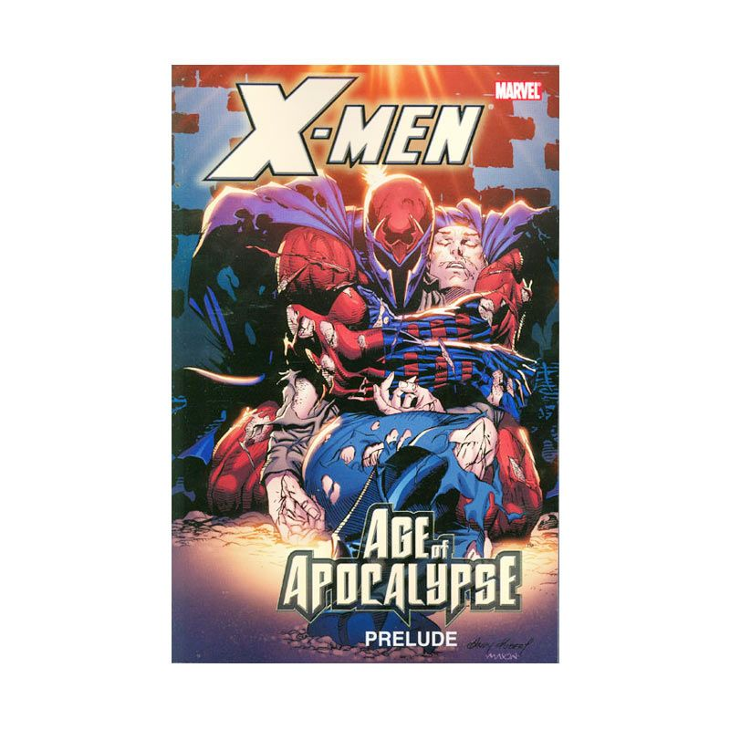 Marvel Comics X-Men Age Of Apocalypse Prelude TP Buku Komik