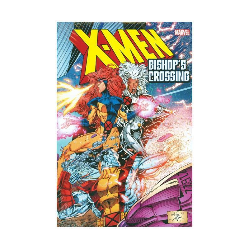 Marvel Comics X-Men Bishop's Crossing HC Buku Komik