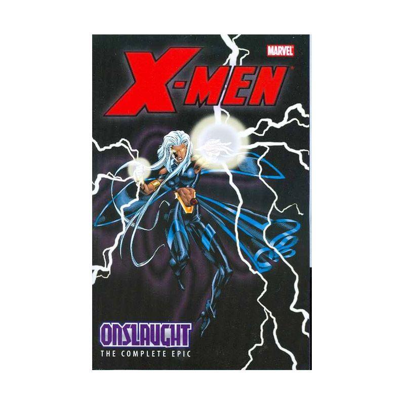 Marvel Comics X-Men Onslaught The Complete Epic Vol 03 TP Buku Komik