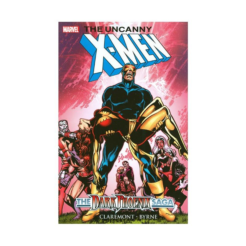 Marvel Comics X-Men The Dark Phoenix Saga TP Buku Komik