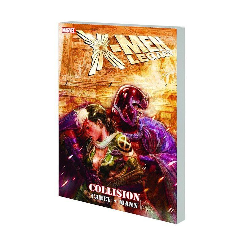 Marvel Comics X-Men Legacy Collision TP Buku Komik