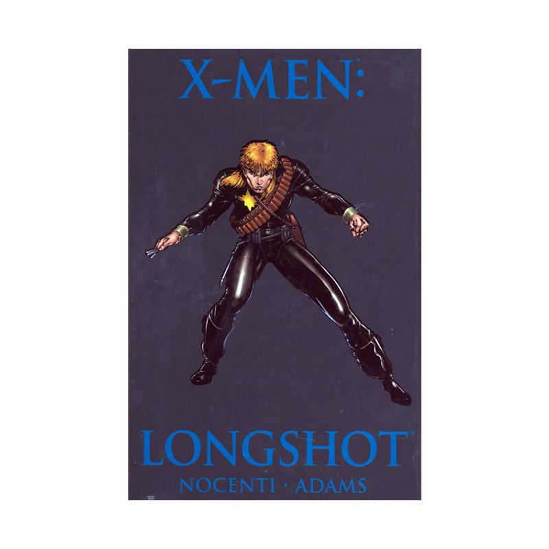 Marvel Comics X-Men Longshot HC Buku Komik