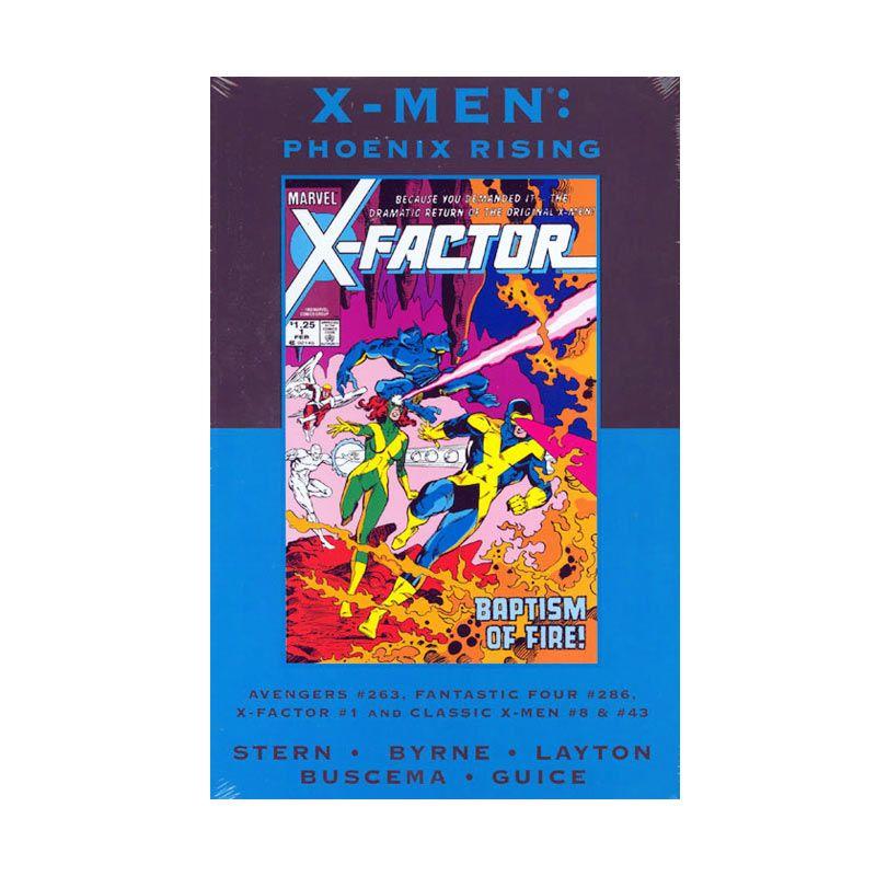 Marvel Comics X-Men Phoenix Rising TP Buku Komik