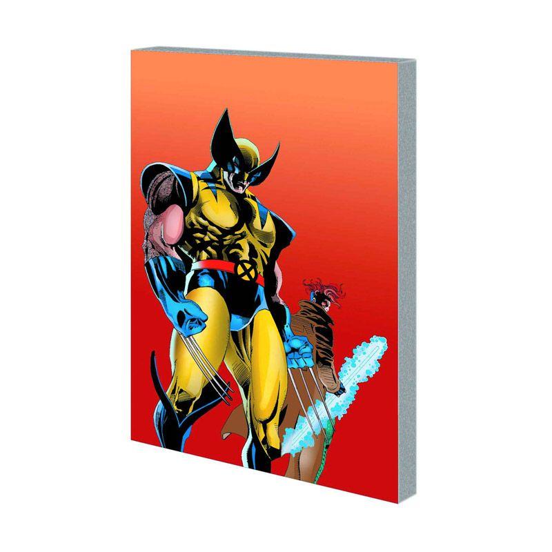 Marvel Comics X-Men Wolverine and Gambit TP Buku Komik