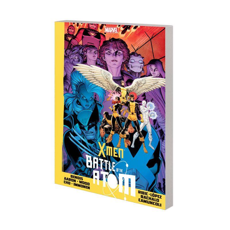 Marvel Comics X-Men Battle Of Atom TP Buku Komik