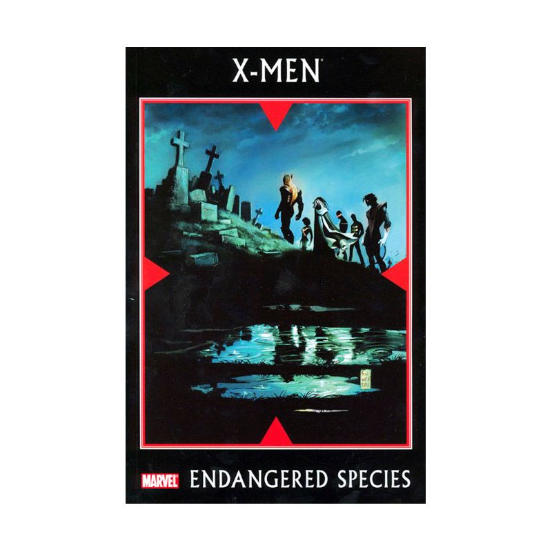 Marvel Comics X-Men Endangered Species TP Buku Komik