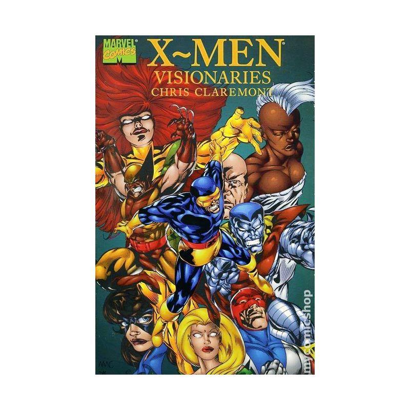 Marvel Comics X-Men Visionaries TP Buku Komik