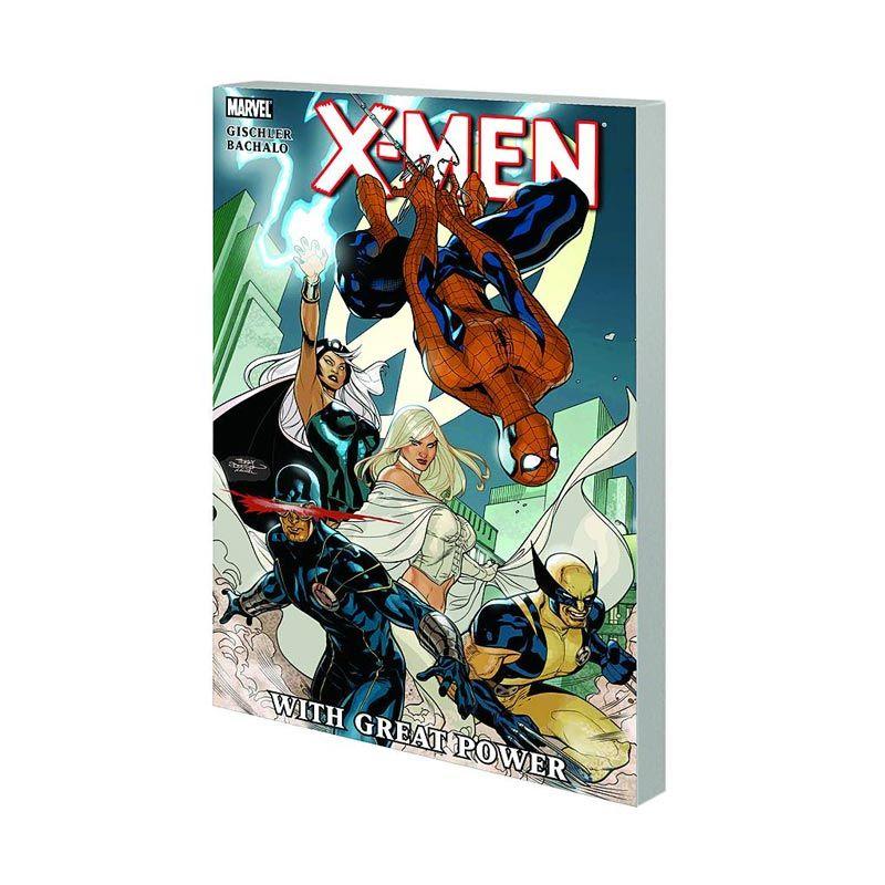 Marvel Comics X-Men With Great Power TP Buku Komik