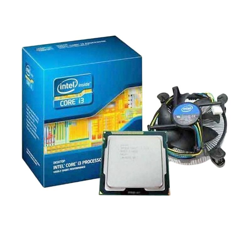 Intel Processor i3 3240 3.4ghz box socket 1155 Aksesoris Komputer
