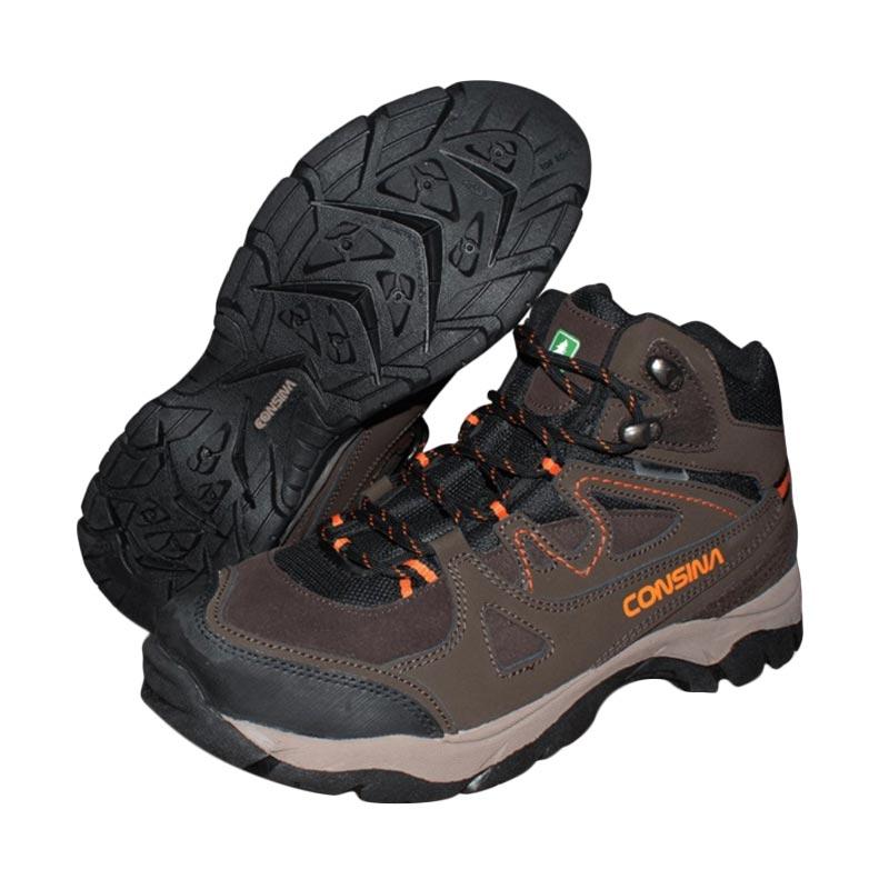 harga Consina Sepatu Hiking Trekking Outdoor Alpine Men [40] Blibli.com