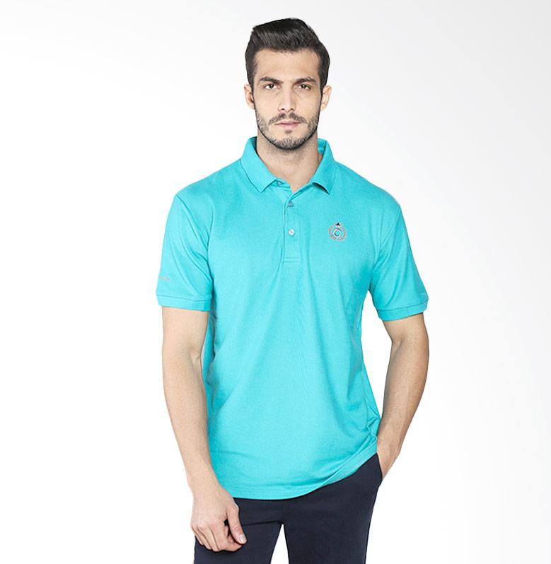 Contempo B1216I01-B15 Men Poloshirt - Turqouise Extra diskon 7% setiap hari Extra diskon 5% setiap hari Citibank – lebih hemat 10%