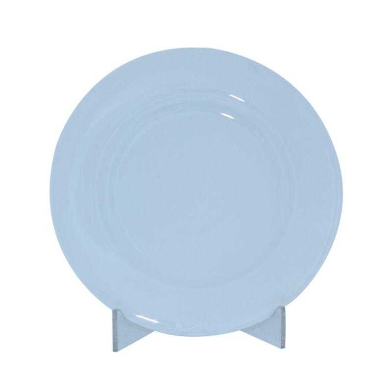 St James Atlas Dessert Plate White Piring [9.5 Inch]