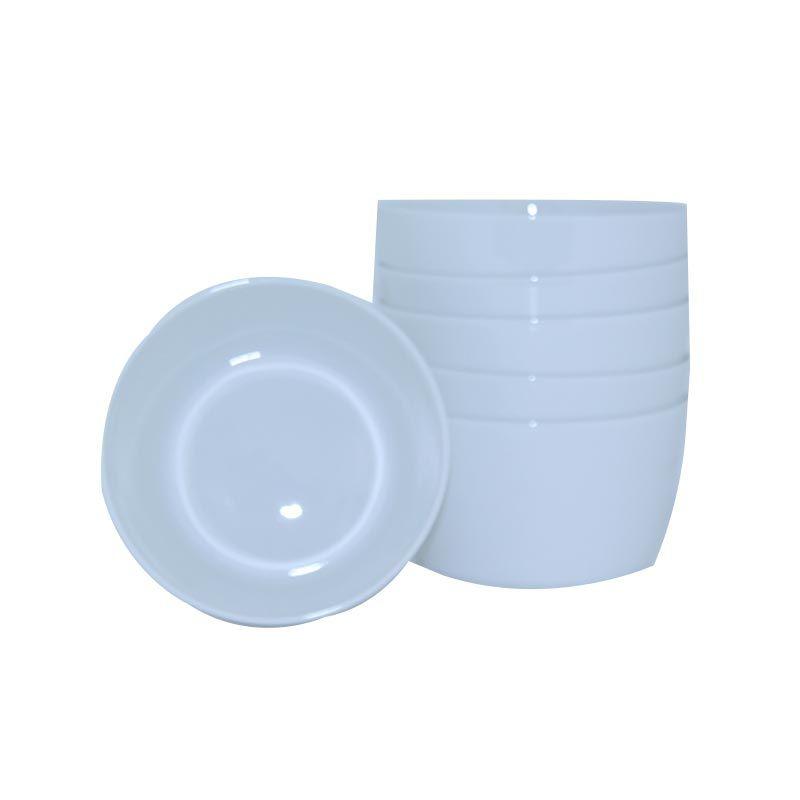 St James Q Modern Bowl Putih Mangkuk Makan