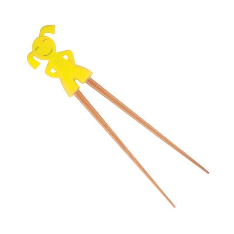 CH Girl Chopstick Yellow