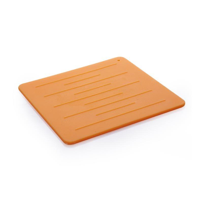CH Silicone Trivet Orange