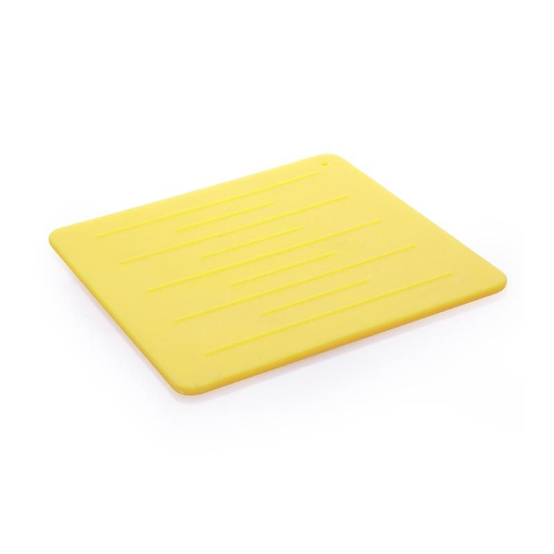 CH Silicone Trivet Yellow