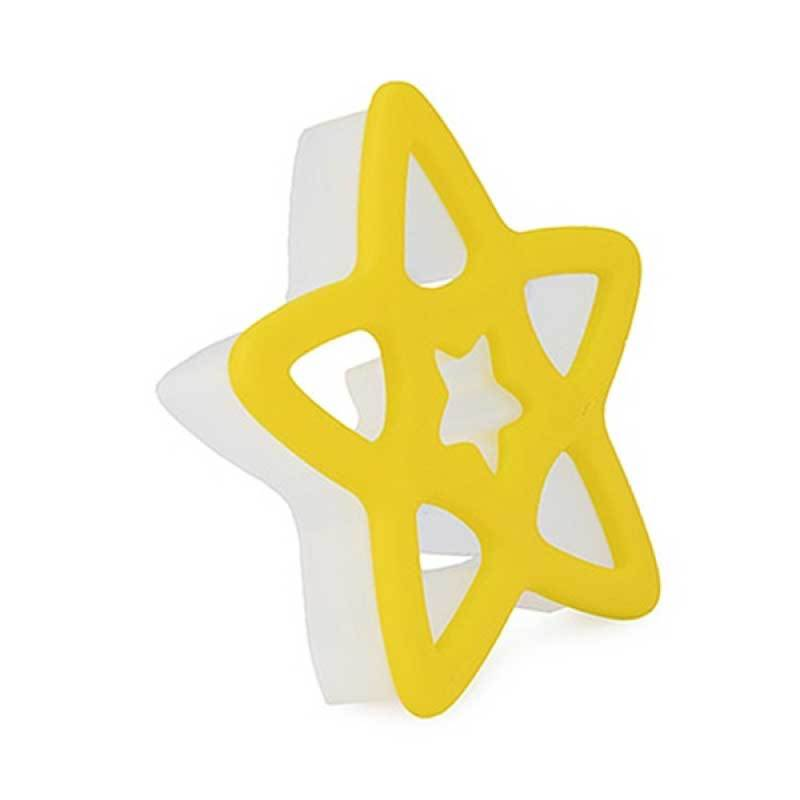 CH Star Cookie Cutter Yellow