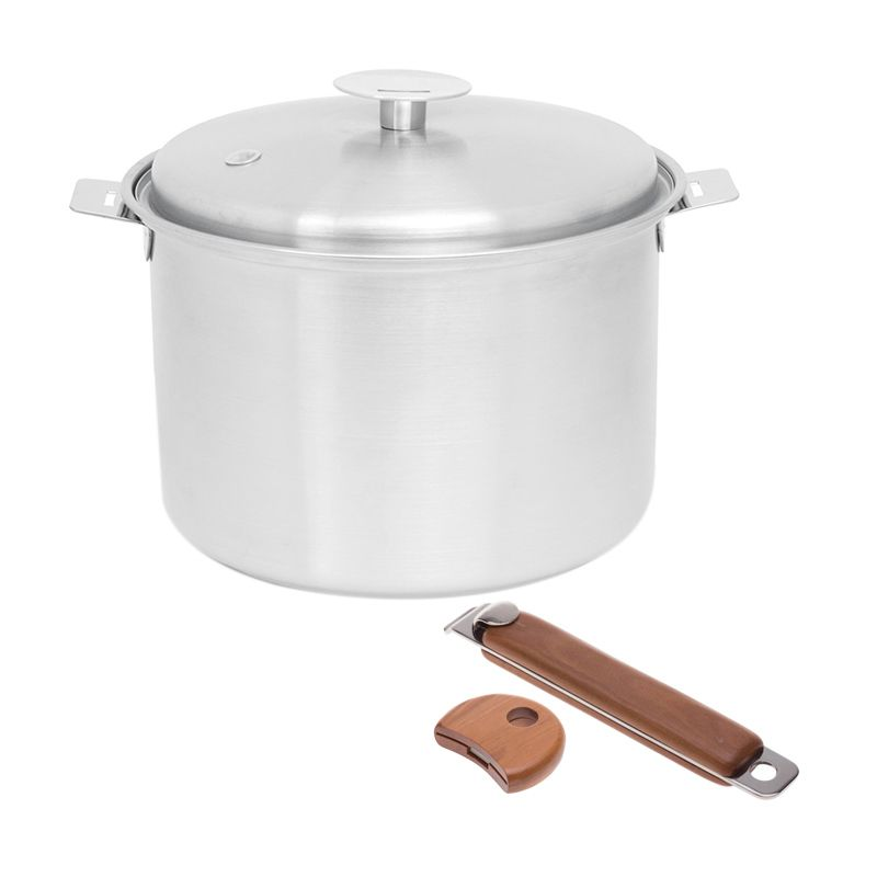 Cooks Habit Detachable Waterless Covered Saucepot Panci [22 cm]